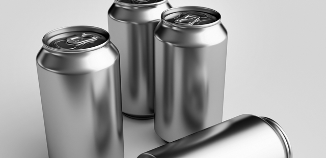 Aluminium beverage cans improve their ecological score.